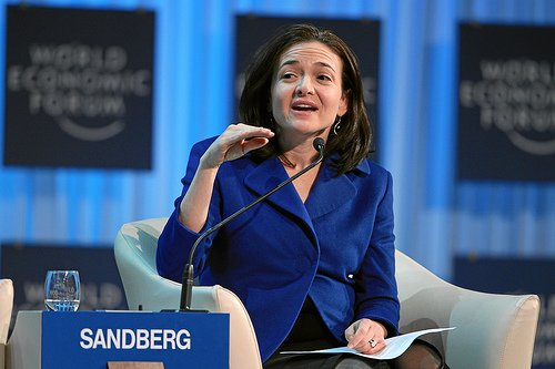 Sheryl Sandberg - World Economic Forum Annual ...