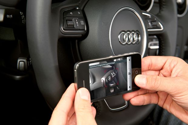 DNP Audi eKurzinfo ARG app takes some of the guesswork out of owning an A3