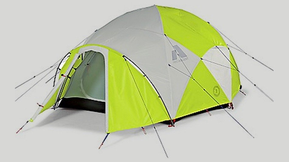 The tent uses a special sun-absorbing fabric and was designed by Eddie Bauer in partnership with Goal Zero. The Katabatic tent is able to soak up the suns ...  sc 1 st  BurnTech.TV & This Katabatic 2 Solar-powered Tent charges your gadgets whilst ...