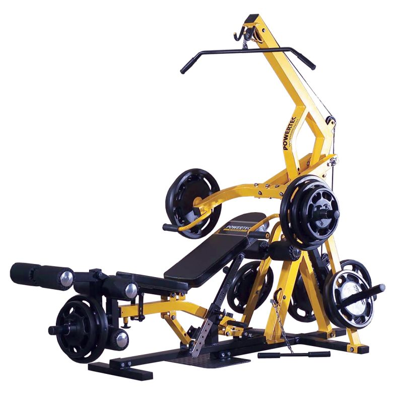 Powertec Wb Ls Leverage Workbench Gym Review The Ultimate