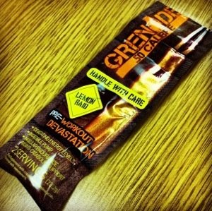 grenade pre workout how to use