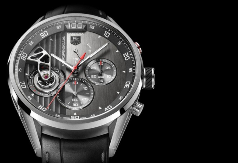 Tag Heuer Connected  front face